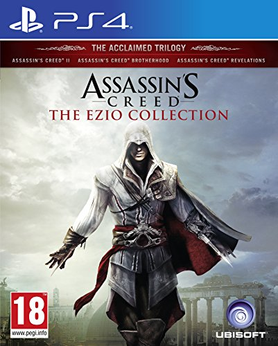 Assassins Creed The Ezio Collection  (PS4)