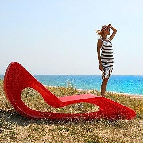 La Méridienne ORGANIC est une sculpture aussi belle dedans que dehors - déco et design