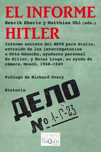 El Informe Hitler
