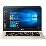 """LG gram 14Z950 i5 14"""" Laptop (Gold)"""