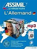 L'Allemand ; Livre + CD MP3