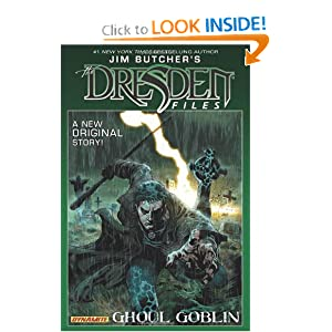 Jim Butcher's Dresden Files: Ghoul Goblin HC by Jim Butcher and Mark Powers