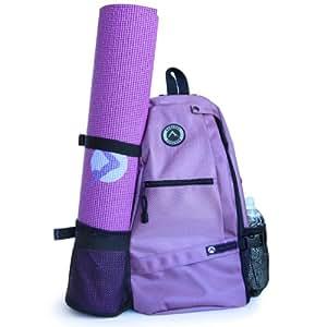 aurorae yoga mat sport bag multi purpose. Black Bedroom Furniture Sets. Home Design Ideas