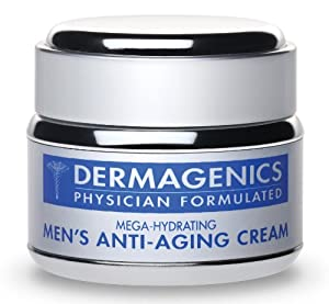Men's Mega-Hydrating Anti-Aging Cream
