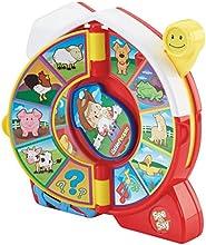 Fisher-Price Little People See N' Say Farmer Eddie Says Toy