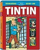 echange, troc Tintin - 3 aventures - Vol. 7 : Les Bijoux de la Castafiore + Vol 714 pour Sidney + Tintin et les Picaros [Blu-ray]