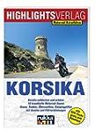 Motorrad-Reisef�hrer: Korsika