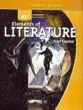 Elements of Literature, 1st Course, Teacher's Edition