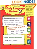 Daily Language Review, Grade 2 (Daily Practice Series)