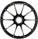 [ホイール1本(単品)]YOKOHAMA WHEEL / ADVAN Racing RSII (SGB) 17インチ×7.0J PCD:100 穴数:4 インセット:42