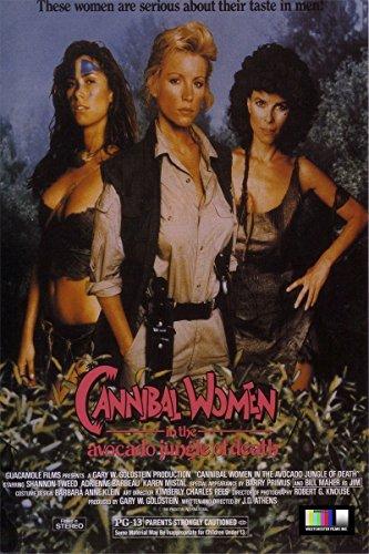 Cannibal Women In The Avocado Jungle