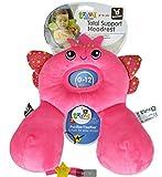 Pink Fairy - Benbat Travel Friends - Total Support Headrest & Neck Pillow