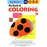My Book of Coloringby Kumon Publishing