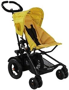 Joovy Toofold Double Stroller, Lemontree