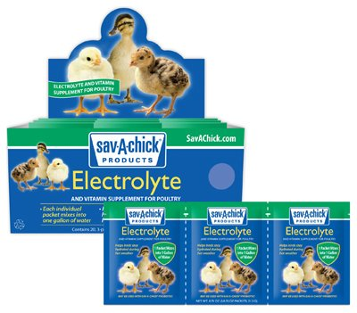 Milk Products Sav-A-Chick Electrolyte & Vitamin Supplement vl 2 9