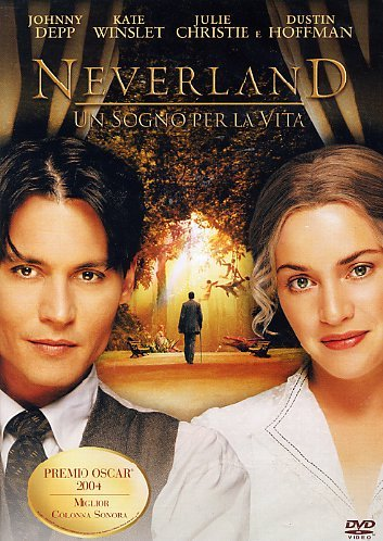 Neverland - Un sogno per la vita [IT Import]