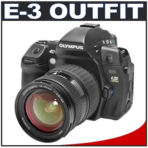 Olympus EVOLT E-3 (with 14-54mm Lens)