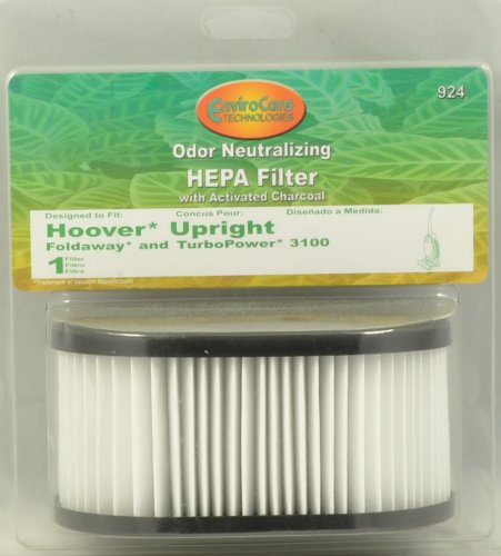 Hoover Foldaway, Hoover Turbopower 3100 Vacuum Filter front-249383