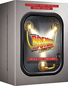 Back to The Future Flux Capacitor Boxset [Blu-ray] [1985]