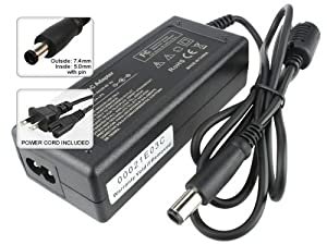 AC Adapter Power Charger fit HP Compaq 2230s 2510p 2710p 6510b 6515b 6530b 6535b 6710b 6715b 6720s 6720t 6730b 6730s 6735b 6735s 6820s 6830s 6910p 8510p 8510w 8710p Notebook PC
