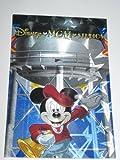 Disney Mickey Body Parts Wide Camera Neck Strap & MGM Post Card