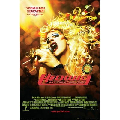 Hedwig And The Angry Inch Movie (Singing Into Mic) Poster Print