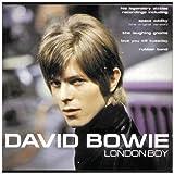 London Boy by David Bowie [Music CD]