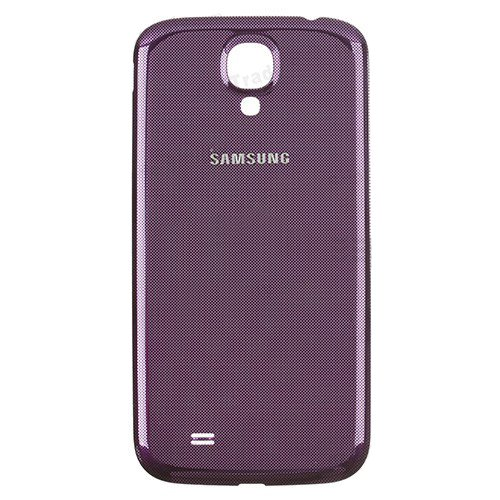 Purple Housing Battery Back Cover Door for Samsung Galaxy S4 S IV i9500 i9505 (OEM) (Samsung S4 Back Cover Replacement compare prices)