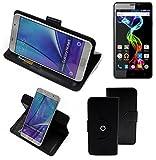360° Schutz Hülle Smartphone Tasche für Archos 55b