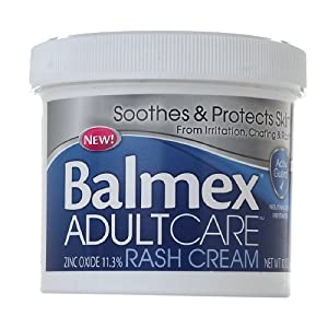 Balmex Adult Care Rash Cream from Chattem, Inc.