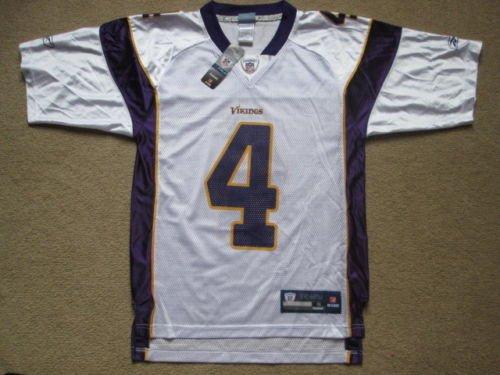 US-Sports Minnesota Vikings NFL American Football Jersey - Favre # 4 - Mens Small NWT
