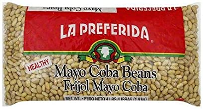 La Preferida Mayo Coba Beans 32 oz - Pack of 12