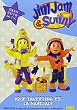 Jim Jam & Sunny: Que Divertida Es La Navidad - Volúmenes 13-16 [DVD] en Castellano