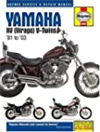 Yamaha XV (Virago) V-Twins 1981 to 2003