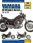Yamaha XV Virago V-twins Service and...