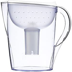 Brita Pacifica Complete Water Filter Pitcher