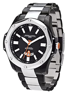 Jorg Gray Textured Black Watch JORGGRAY-JG9100-24