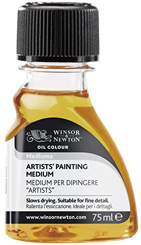 Reeves 75ml Winsor and Newton Artists Oil Painting Medium