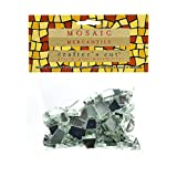 Mosaic Mercantile Crafter'S Cut Classic Mirrors Mosaic Tile, 1/2-Pound