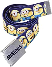 Minions Gürtel blau (UNI)