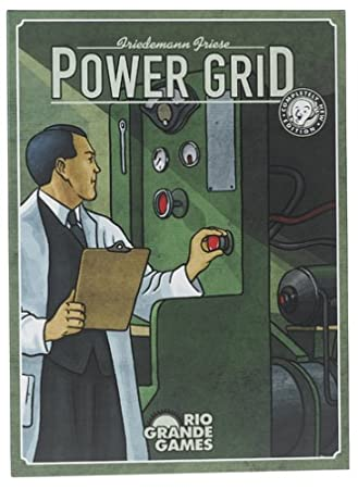 [Import Anglais]Power Grid Rio Grande