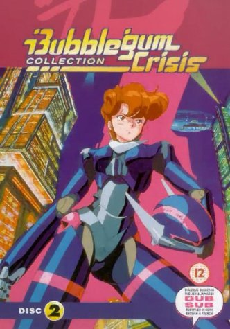 Bubblegum Crisis - Vol. 2 [DVD]