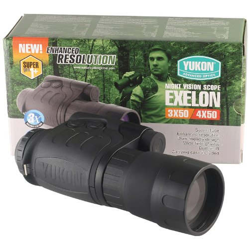 Yukon Optics Exelon 4X50 Night Vision Monocular