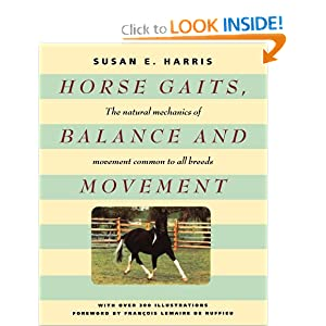 Horse Gaits, Balance and Movement [Paperback]