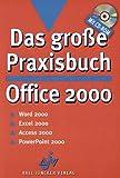 echange, troc  - Office 2000, m. CD-ROM