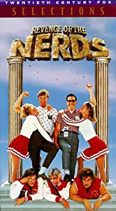 Revenge of the Nerds [VHS]