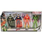 DC Comics Total Heroes Battle in a Box Figure (4-Pack)
