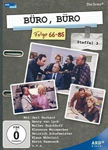 Büro, Büro - Staffel 3, Folge 66-85 [3 DVDs]