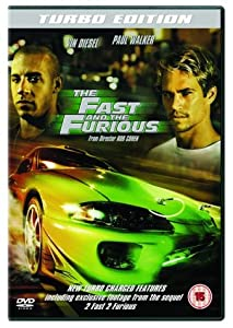 The Fast And The Furious Turbo Edition [DVD]