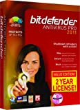 BitDefender Antivirus Pro 2011 Value Edition - 3 PC/2 year